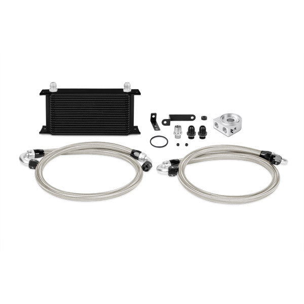 Subaru WRX STI Oil Cooler Kit, 2008–2014 - Black