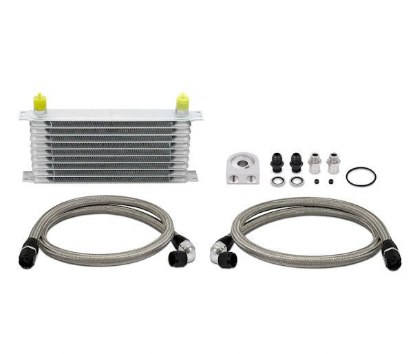 Universal Oil Cooler Kit, 10 Row