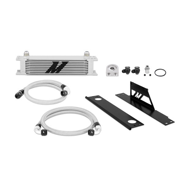 Subaru WRX/STI Oil Cooler Kit, 2001–2005