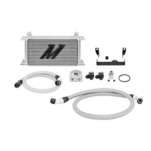 Subaru WRX/STI Oil Cooler Kit, Silver, (Non-Thermostatic) 2006-2007