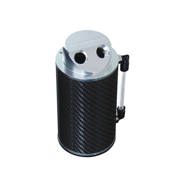 Carbon Fiber Oil Catch Can, Universal