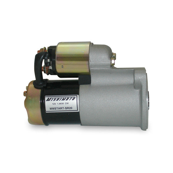 Replacement SR20DET Starter, New - Nissan S13, S14, S15