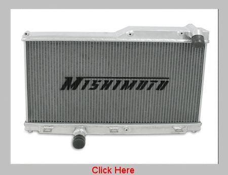 Mishimoto Aluminum Racing Radiators for Sport Compacts, Best Prices, Free Shipping