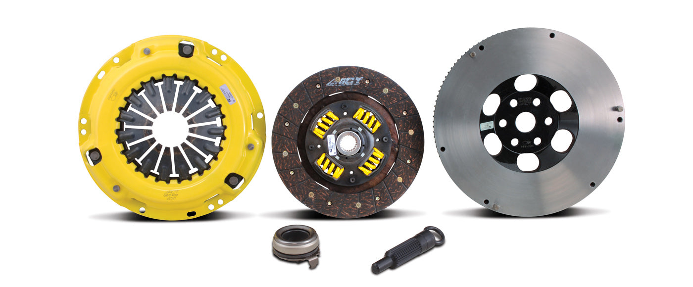 High Performance Clutch Disc, Pressure Plate and Flywheel Parts