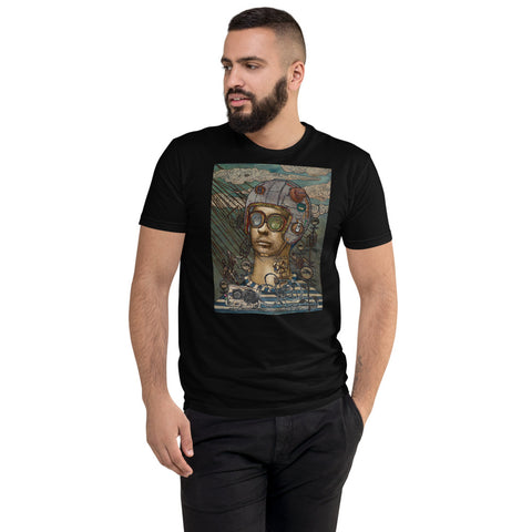 """Carousel"" - Short Sleeve T-shirt"