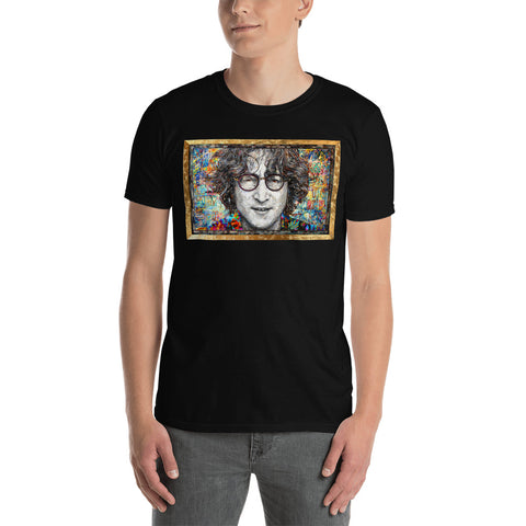 "Short-Sleeve Unisex T-Shirt: ""Dreamer"" By Brayden Bugazzi"