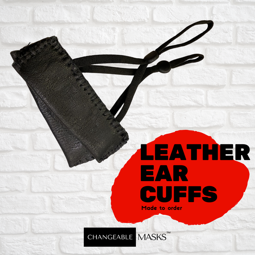 Changeable Masks™ Ear Cuffs