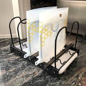 Drying Rack for Reusable Bags & Accessories