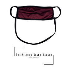 Load image into Gallery viewer, Face Coverings (Adults) with Hang Down Neck Strap