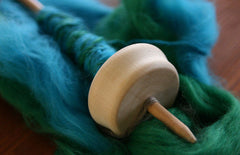 Beginning Spinning on the Drop Spindle
