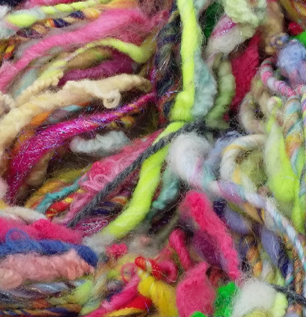 Spin Textured Yarns