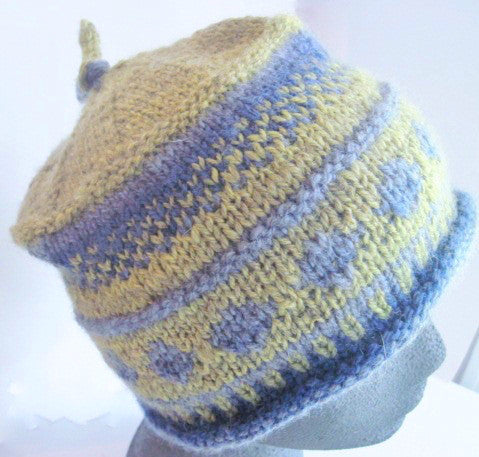 Knit A Colorwork Hat