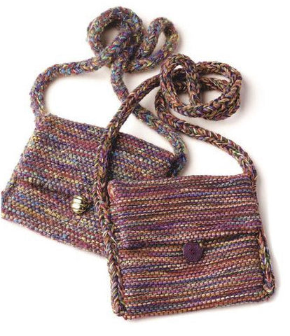 Weave a Shoulder Bag on the Rigid Heddle Loom