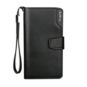 Multi-Function Coin,Card Holder Leather Wallet - Natal Fashion