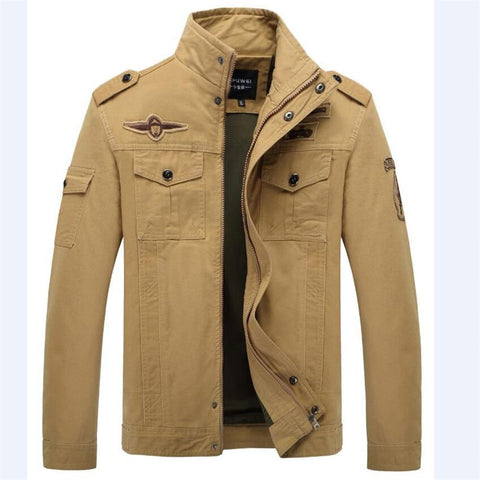 Airborne Mens Jacket - Natal Fashion
