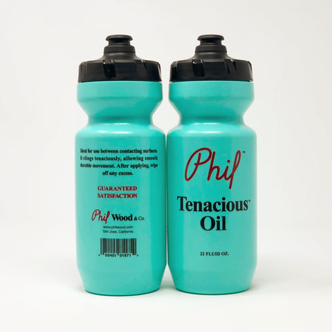 Phil Tenacious Oil Water Bottle