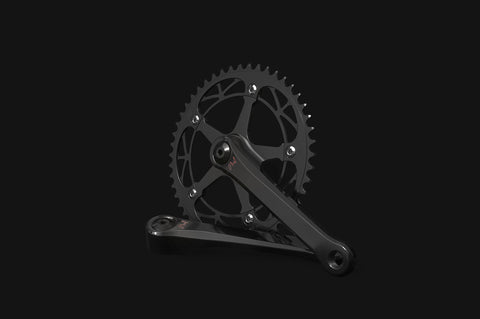 Phil Wood & Co. Track Cranks