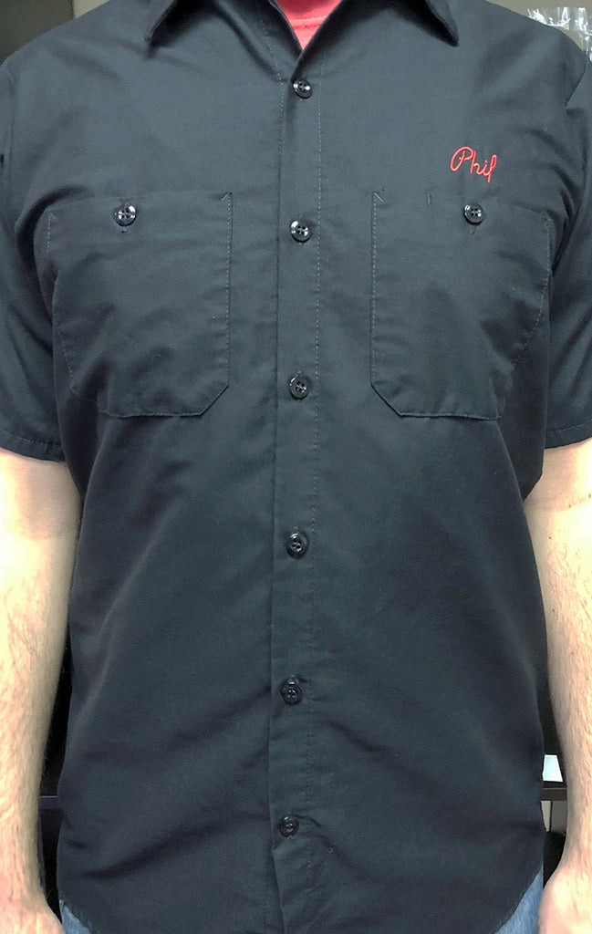 Phil Mechanic Work Shirt
