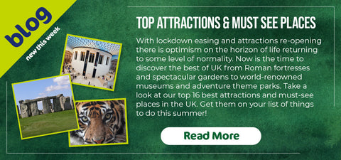 Must See Attractions & Places to Visit in the UK