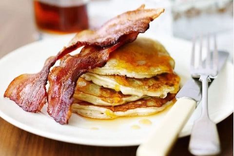 Bacon & Maple Syrup