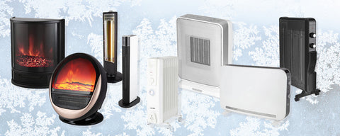 Beat the Chill Portable Heaters