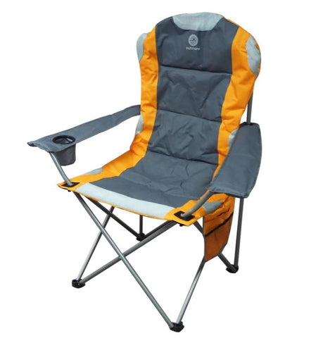 Deluxe Folding Travel Chair
