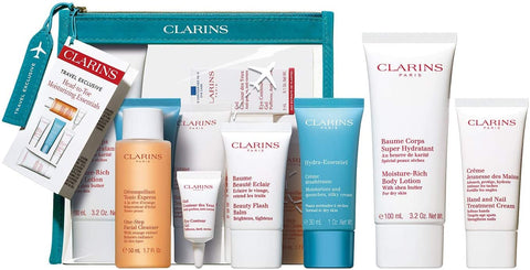 Clarins Head to Toe Moisturising Essentials Set