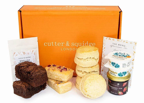 Cutter & Squidge Afternoon Tea For 2