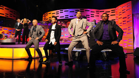Will Smith & Carlton on The Graham Norton Show