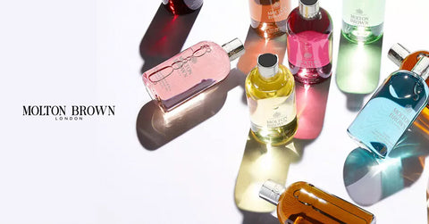 Molton Brown Collection Image with Logo