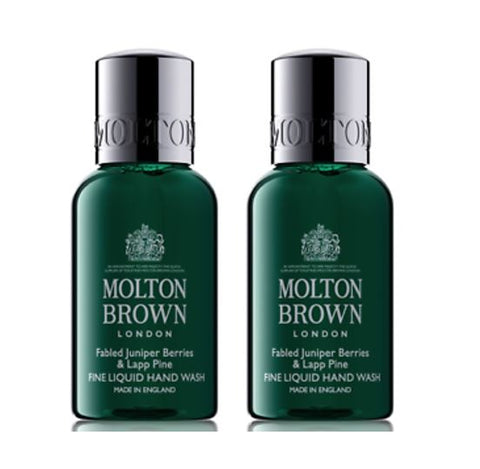 Molton Brown Fabled Juniper Berries & Lapp Pine 2 Piece Gift Set: Body Wash 30ml - Body Wash 30ml