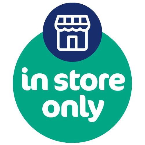 InStoreOnly