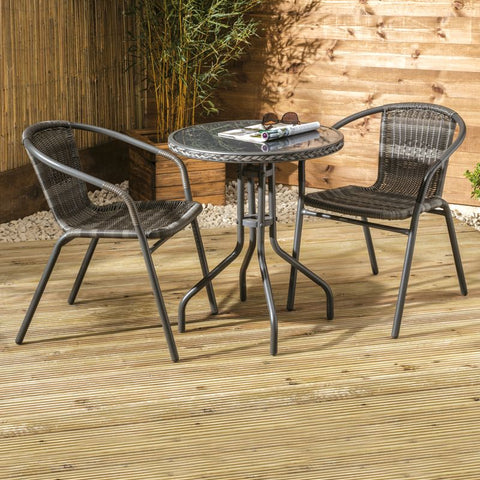 Rattan Tables & Chairs, Garden Furniture