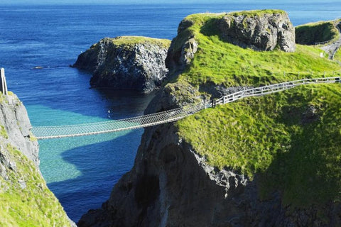 National Trust Carrick-a-Rede, Northern Ireland