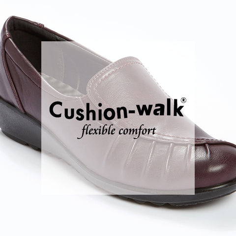 Cushion-walk