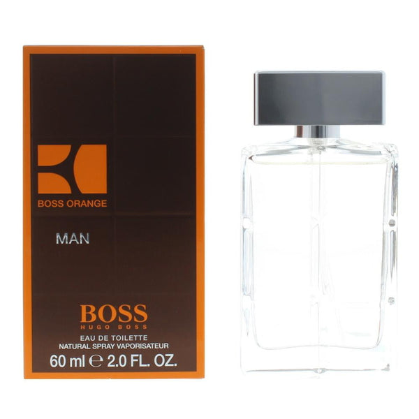 Hugo Boss Boss Orange Man Eau De Toilette 60ml