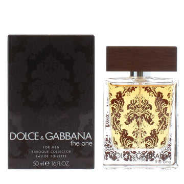 Dolce & Gabbana The One For Men Baroque Collector Eau De Toilette 50ml