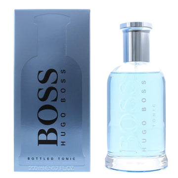 Hugo Boss Bottled Tonic Eau De Toilette 200ml