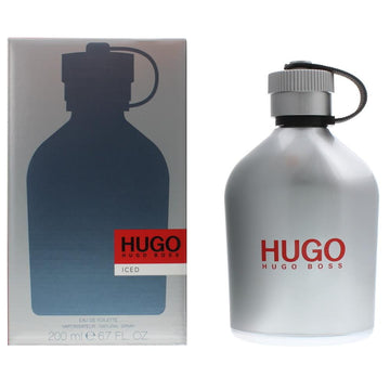 Hugo Boss Iced Eau De Toilette 200ml