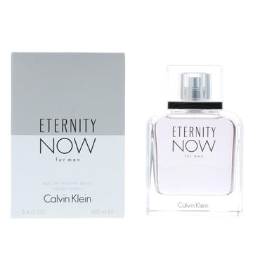 Calvin Klein Eternity Now For Men Eau De Toilette 100ml