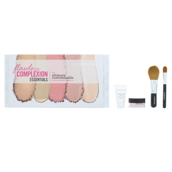 Bare Minerals Flawless Complexion Essentials Cosmetic Set 4 Pieces Gift Set