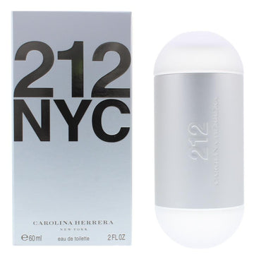 Carolina Herrera 212 Eau De Toilette 60ml