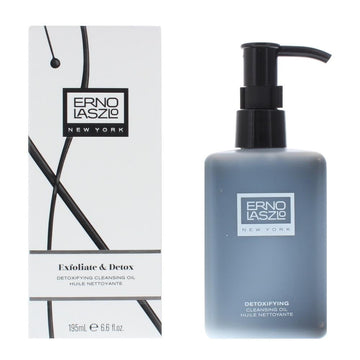 Erno Laszlo Exfoliate & Detox Detoxifying Cleansing Oil 195ml
