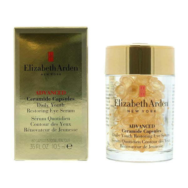 Elizabeth Arden Advanced Ceramide Capsules 60 X Daily Youth Restoring Eye Serum 10.5ml