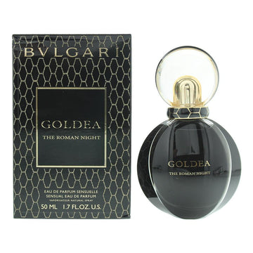 Bulgari Goldea The Roman Night Sensuelle Eau De Parfum 50ml