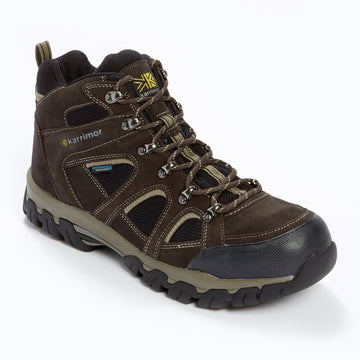 Karrimor Waterproof Bodmin Boot Brown