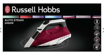 Russell Hobbs Nonstick Autosteam Iron