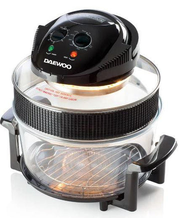 Daewoo 2 In 1 Halogen Air Fryer