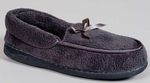Moccasin Slipper - Lilac