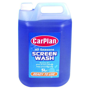 CarPlan Screenwash 5L